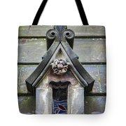 Edinburgh Cathedral Window Tote Bag