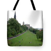 Edinburgh Park  Tote Bag