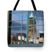 Edinburgh Self Interpreted  Tote Bag
