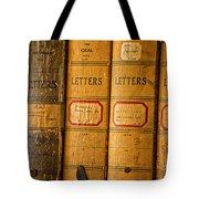 Edison Ledgers Tote Bag
