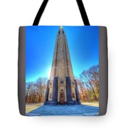 Edison Tower #2 Tote Bag