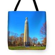 Edison Tower #3 Tote Bag