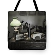 Edison's Summer Home 0434 Tote Bag