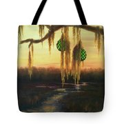 Edisto Island Glass Floats Tote Bag