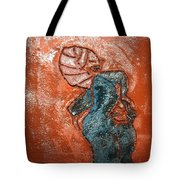 Edith - Tile Tote Bag