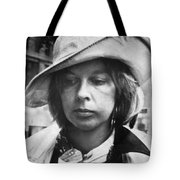 Edith Irving Begins Jail Tote Bag
