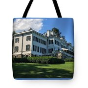 Edith Wharton Estate Tote Bag