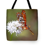 Edith's Checkerspot Five Tote Bag