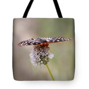 Edith's Checkerspot Four Tote Bag