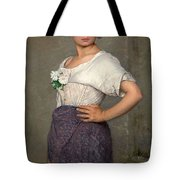 Edmond Jean De Pury - At The Well Tote Bag