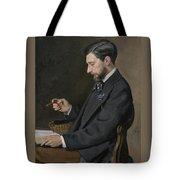Edmond Maitre Tote Bag