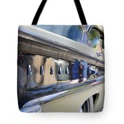 Edsel On Parade Tote Bag