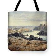 Edward Lear 1812 - 1888 British Philae Tote Bag