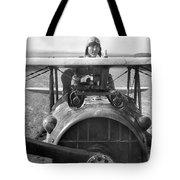 Edward Rickenbacker Tote Bag