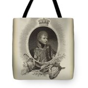 Edward Scriven 1775-1841 His Royal Highness The Duke Of Cumberland. 1807 Tote Bag