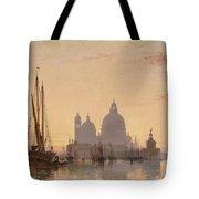 Edward William Cooke Venezia 1851 Tote Bag
