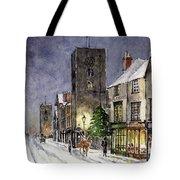 Edwardian Oxford Tote Bag
