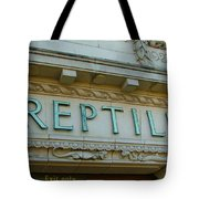 Edwardian Reptile House  Tote Bag