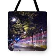 Eerie Road  Tote Bag