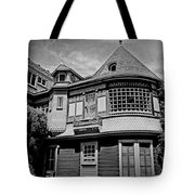 Eerie Winchester House  Tote Bag
