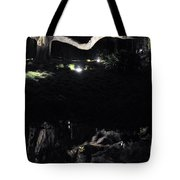 Eery Reflections Tote Bag