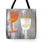Efervescent Champagne Cups Tote Bag