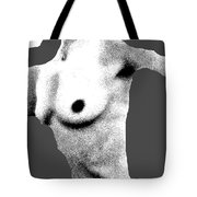 Effaced Tote Bag