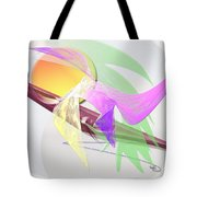 Effect Tote Bag