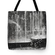 Effervescence Fountain In Milano Italy Tote Bag