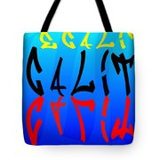 Egalite Tote Bag