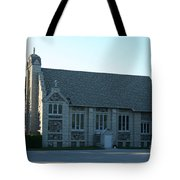 Egg Harbor Church Tote Bag