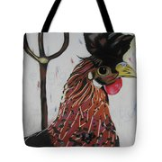 Egg Zactly Tote Bag