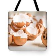 Eggs Have Feelings Too Tote Bag
