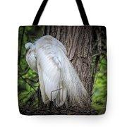 Egret - 2679 Tote Bag