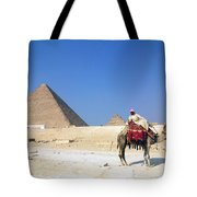 Egypt - Pyramid Tote Bag