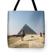 Egypt - Pyramid3 Tote Bag