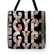 Egypt 6 Tote Bag