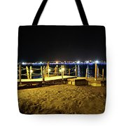 Egypt At Night Tote Bag