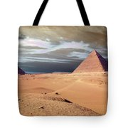Egypt Eyes Tote Bag
