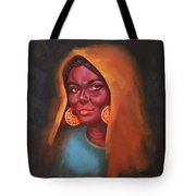 Egyptian Beauty Tote Bag