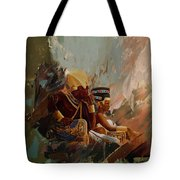 Egyptian Culture 44b Tote Bag