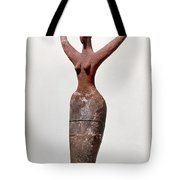 Egyptian Figure Tote Bag