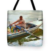 Egyptian Fisherman Tote Bag