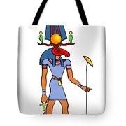 Egyptian God - Khensu Tote Bag