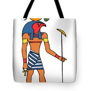 Egyptian God Of The Sun - Ra Tote Bag