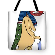 Egyptian Mythical Creature Tote Bag