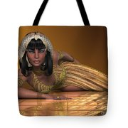 Egyptian Priestess Tote Bag