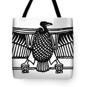Egyptian Symbol: Vulture Tote Bag