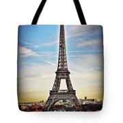 Eiffel Tower 2 Tote Bag