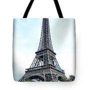 Eiffel Tower 9 Tote Bag
